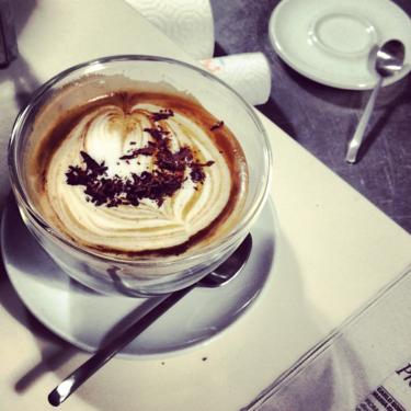 Jazz Club - O melhor cappuccino de Bologna (Foto: @jogger1983 )