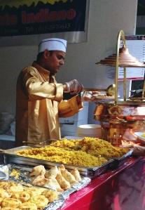 Índia: o sucesso do evento