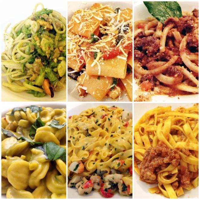 """Massa: um dos símbolos da """"cozinha italiana"""""""