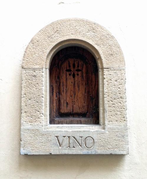 Janela no Palazzo Antinori