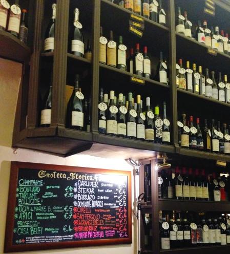 Ótimos vinhos, em abundância!
