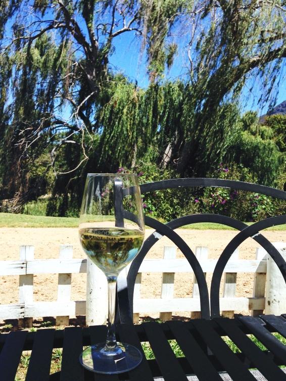 Groot Constantia: ótimos vinhos, ótima comida e um lugar estupendo