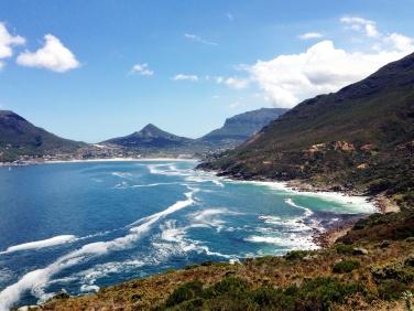 Parque onde fica o Cabo da Boa Esperança