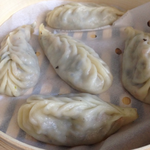 Dumplings no vapor