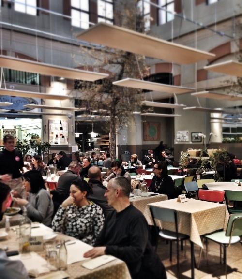 Altro? O novo espaço gastronômico de Bologna