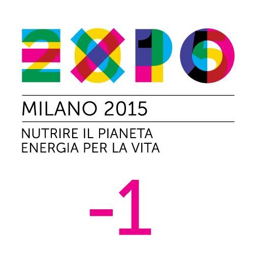 Contagem regressiva EXPO (fonte: https://www.facebook.com/Expo2015Milano.it/)