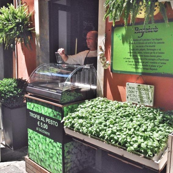 Street Food ligure!