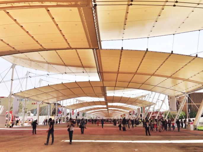 As supresas que essa tal de Expo 2015 pode trazer...
