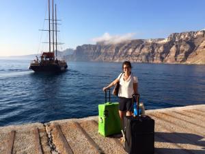 Partiu Grécia