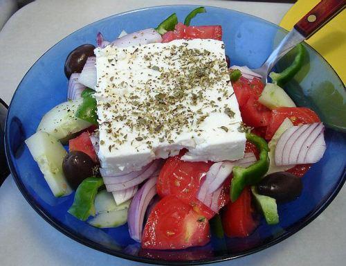 Salada Grega Milos