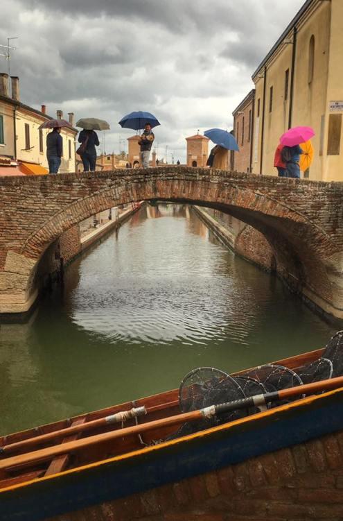 Pontes e Canais