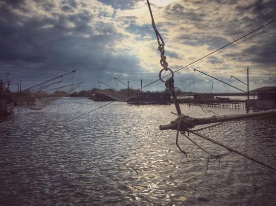 Parco del Delta del Po - Casas suspensas de pescadores (Foto: Simone Tortini)