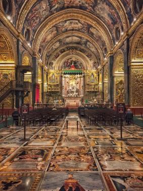 Saint John's Co-Cathedral (Foto: Simone Tortini)