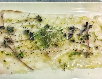 carpaccio barracuda